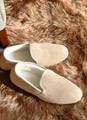 Sheepskin Windsor Slipper  �47.00 including VAT or US$72.08 excluding VAT